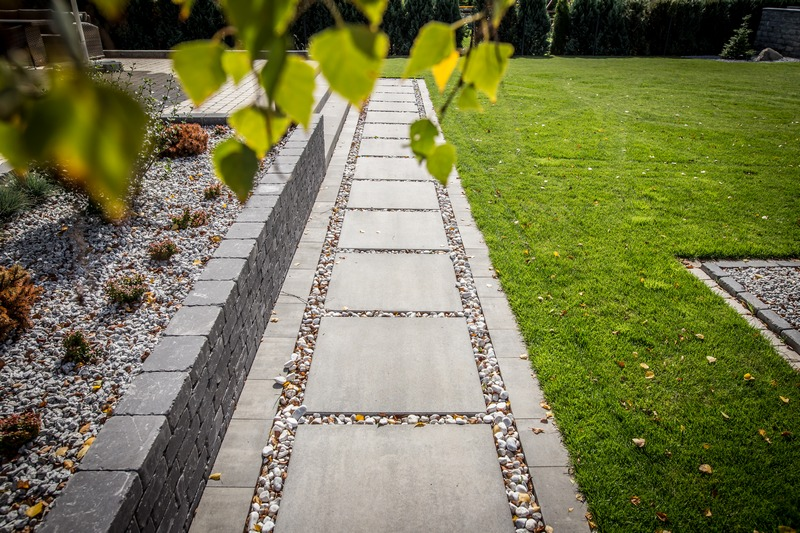 płyta tarasowa Maxima z betonu wibroprasowanego