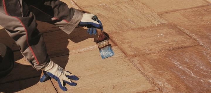 impregnacja plyt betonowych