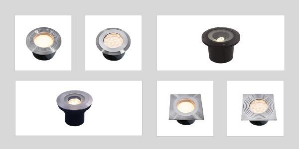 rodzaje lamp wpuszczanych